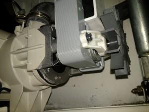 Laugenpumpe neu eingebaut