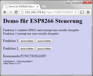 ESP8266_Webserver