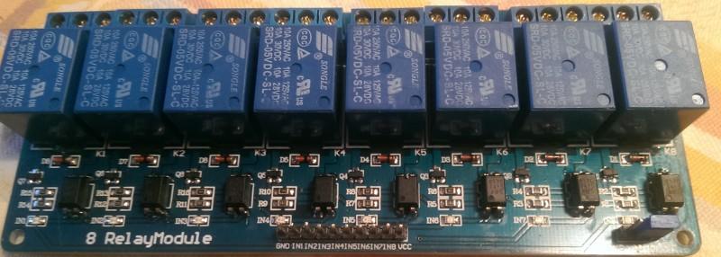 ESP8266 - Reset Probleme lösen und Relais stabil schalten