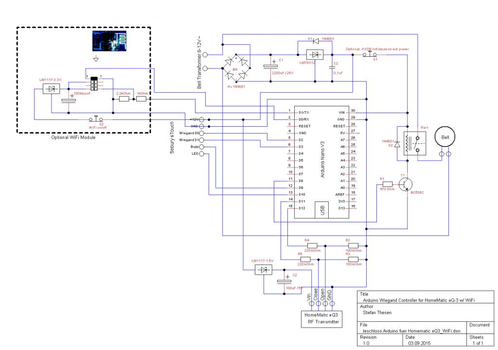 Teil 6: Schaltungsvarianten für das RFID Codeschloss für IQ+ und eQ ...