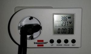 Energiemessgeraet