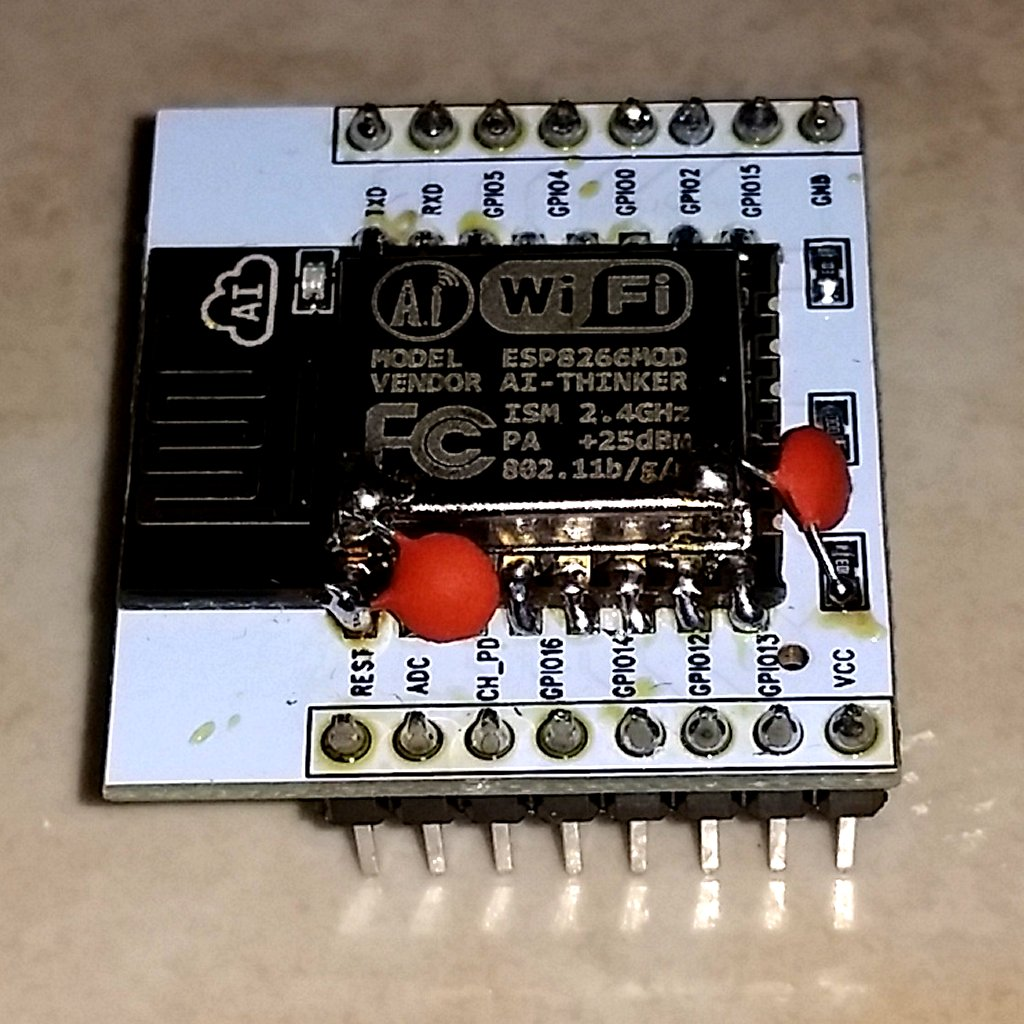 ESP8266 - Reset Probleme lösen und Relais stabil schalten - Bastel ...